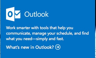 outlook message